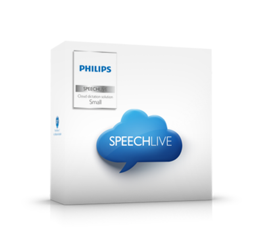 Foto: Philips Speechlive Packshot